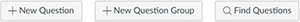 canvas new question buttons